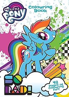 My Little Pony Creative Colouring Book Amazon Co Uk My Little Pony