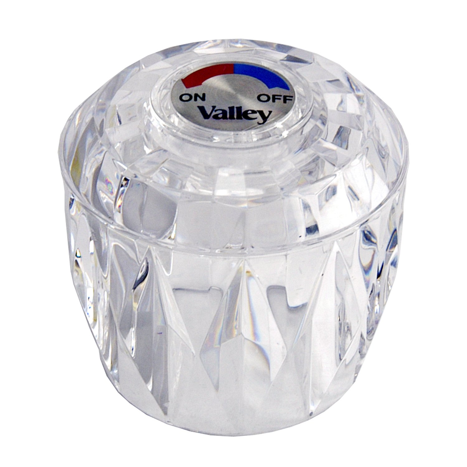 Danco 16484 Diverter Handle for Valley, Clear Acrylic