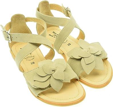 Sandalias adolescentes NEGRO JARDIN P531010F / 702: Amazon.es: Zapatos y complementos