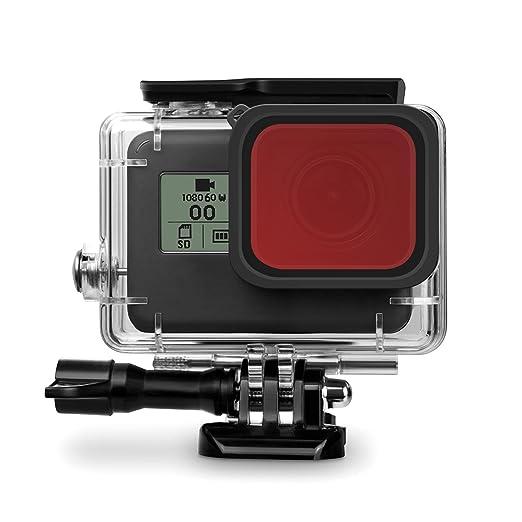 91 opinioni per Rhodesy filtro rosso per GoPro Hero 5