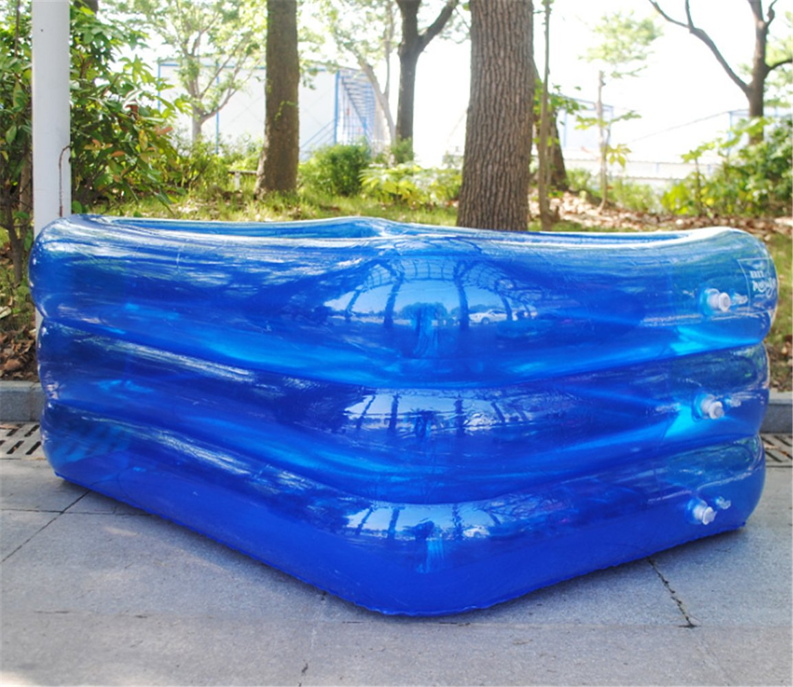 ventas en linea Yeying123 Swim Center Family Inflatable Pool, Pool, Pool, 160  120  80Cm,azul  marcas en línea venta barata