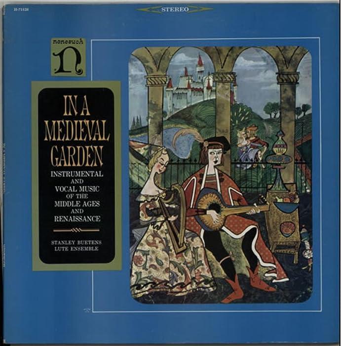 The Best In A Medieval Garden Vinyl