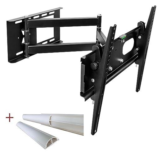 3 opinioni per TV universale montaggio a parete Staffa Tilt Swivel per il plasma LED LCD
