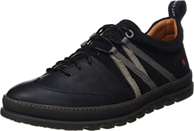 ART Mainz, Zapatos de Cordones Brogue Unisex Adulto