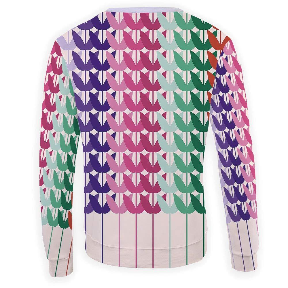 MOOCOM Unisex Harvest Sweatshirts Crewneck