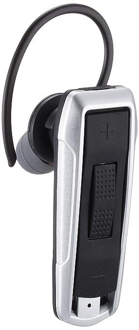 シルバー iPhone7Plus 防水ヘッドセット BSHSBE22SV Bluetooth4.0対応 iPhone7, (動作確認済) iBUFFALO