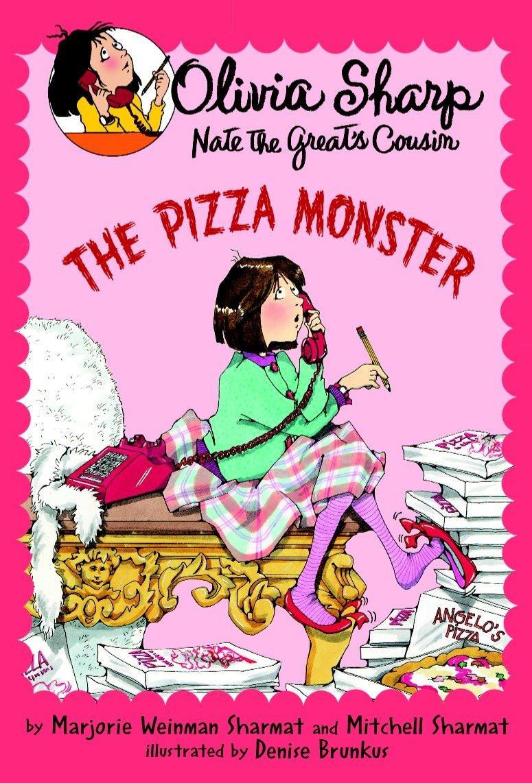 Download The Pizza Monster (Olivia Sharp: Agent for Secrets) pdf epub