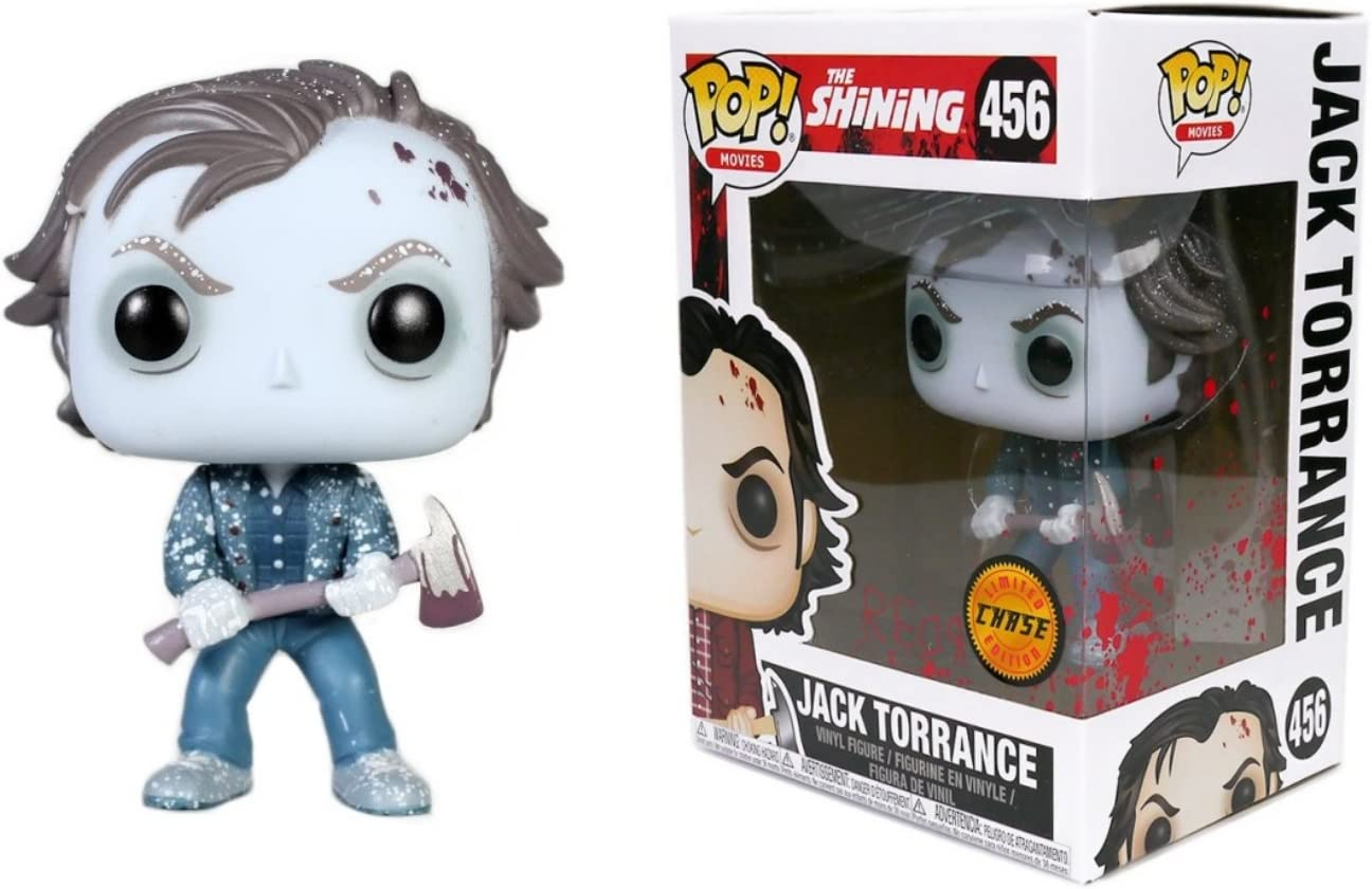 Funko Pop The Shining Jack Torrance Vinyl Figure #456 Limited Edition Chase