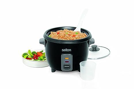 amazon com salton rc1653 automatic rice cooker kitchen dining rh amazon com Salton Crock Pot Salton Rice Cooker Instruction Manual