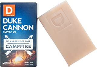 product image for Duke Cannon Great American Frontier Men's Big Brick of Soap - Campfire, 10oz,Black,1 Bar