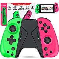 Joy-Con Controller for Nintendo Switch, Joy Pad Compatible for Nintendo Switch Console...