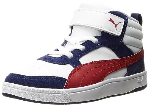 PUMA Kids' Rebound Street v2 V Sneaker