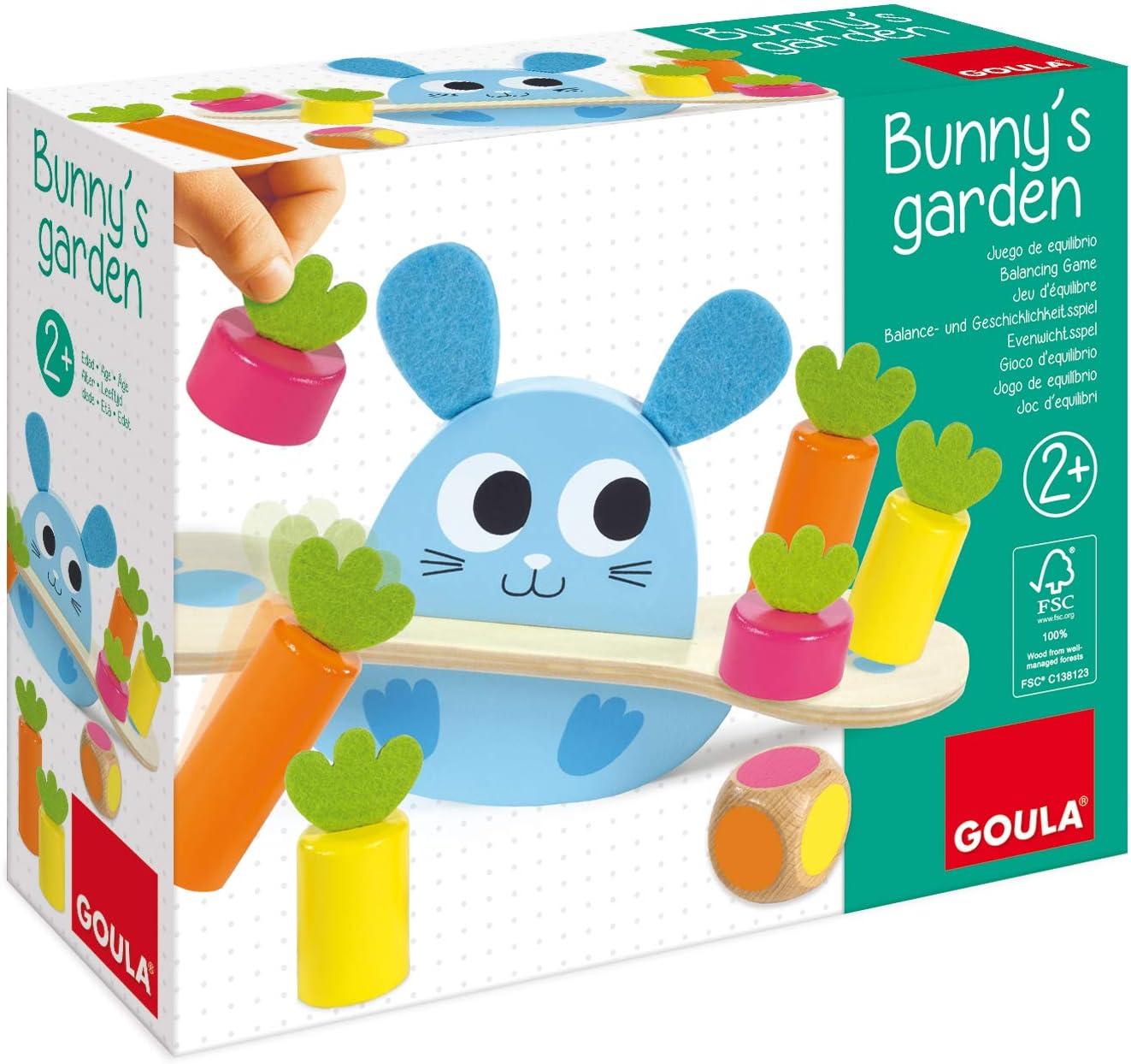 Goula- Bunnys Garden, Multicolor (Ref. 455246): Amazon.es ...