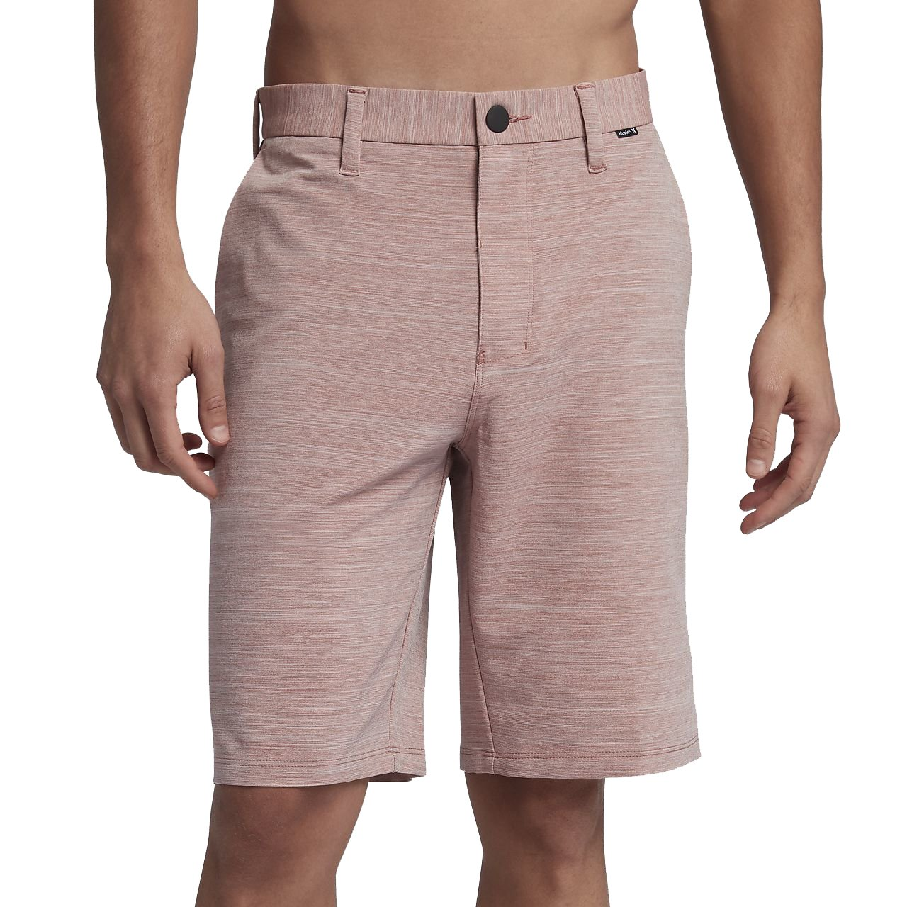 Hurley AJ6449 Men's Dri-FIT Cutback Short, Mars Stone - 38