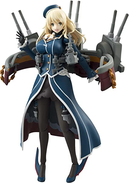 Bandai AGP Armored Girls Project KanColle Bismarck Drei IN STOCK USA