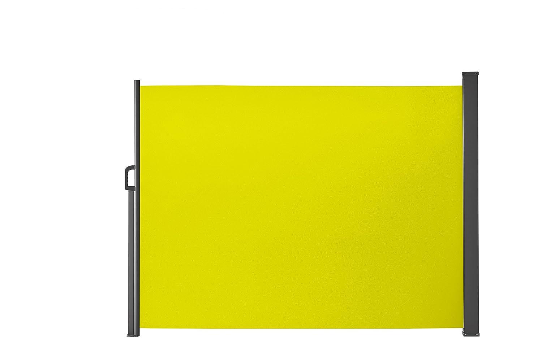 Seitenmarkise 160 x 300 cm, lemon