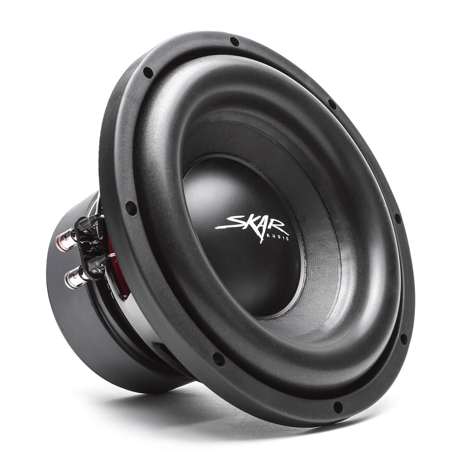 Skar Audio SDR-10 D4 10'' 1200 Watt Max Power Dual 4 Ohm Car Subwoofer by Skar Audio