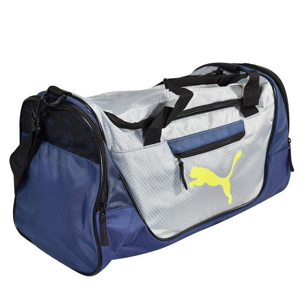 Amazon.com  Puma- Evercat Contender 3.0 Duffel Bag Gray Yellow  Sports    Outdoors eaa0a0cca2bad