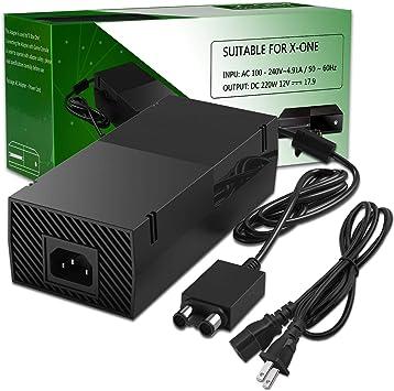Cable de alimentación de Repuesto para Xbox One de 100 a 240 V ...