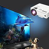 AuKing Mini Projector 2200 Lumens Portable