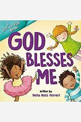God Blesses Me Board book