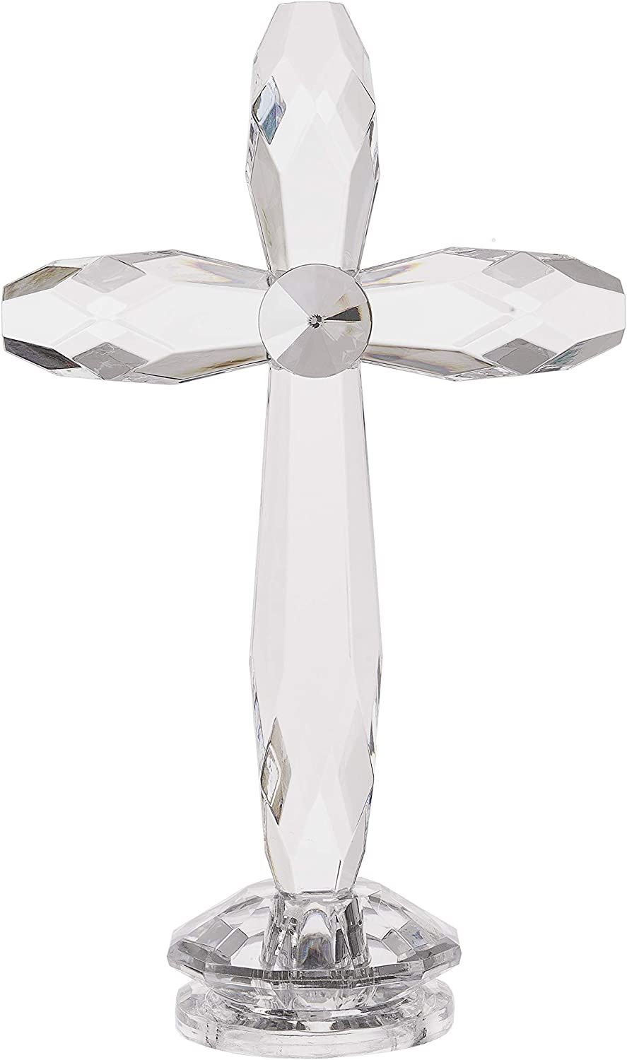 Ganz Crystal Expressions Cross Figurine
