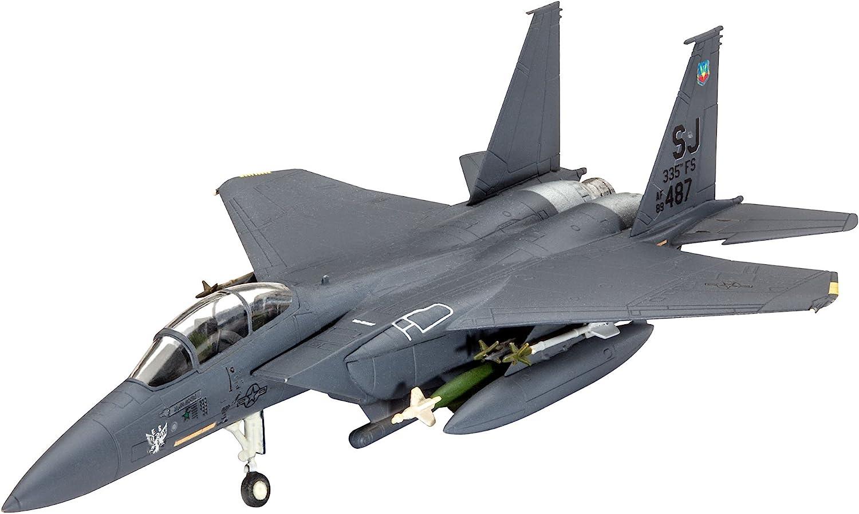 Revell GmbH 63972/Modello F-15E Strike Eagle /& B Set