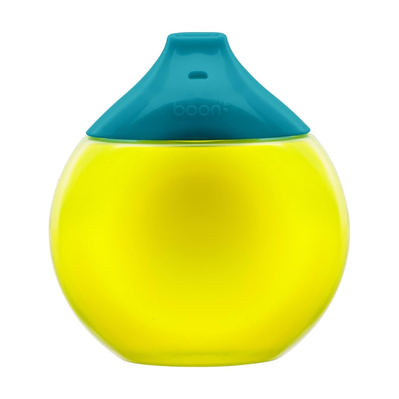 l/íquido de la taza del entrenamiento azul//verde Boon B11059