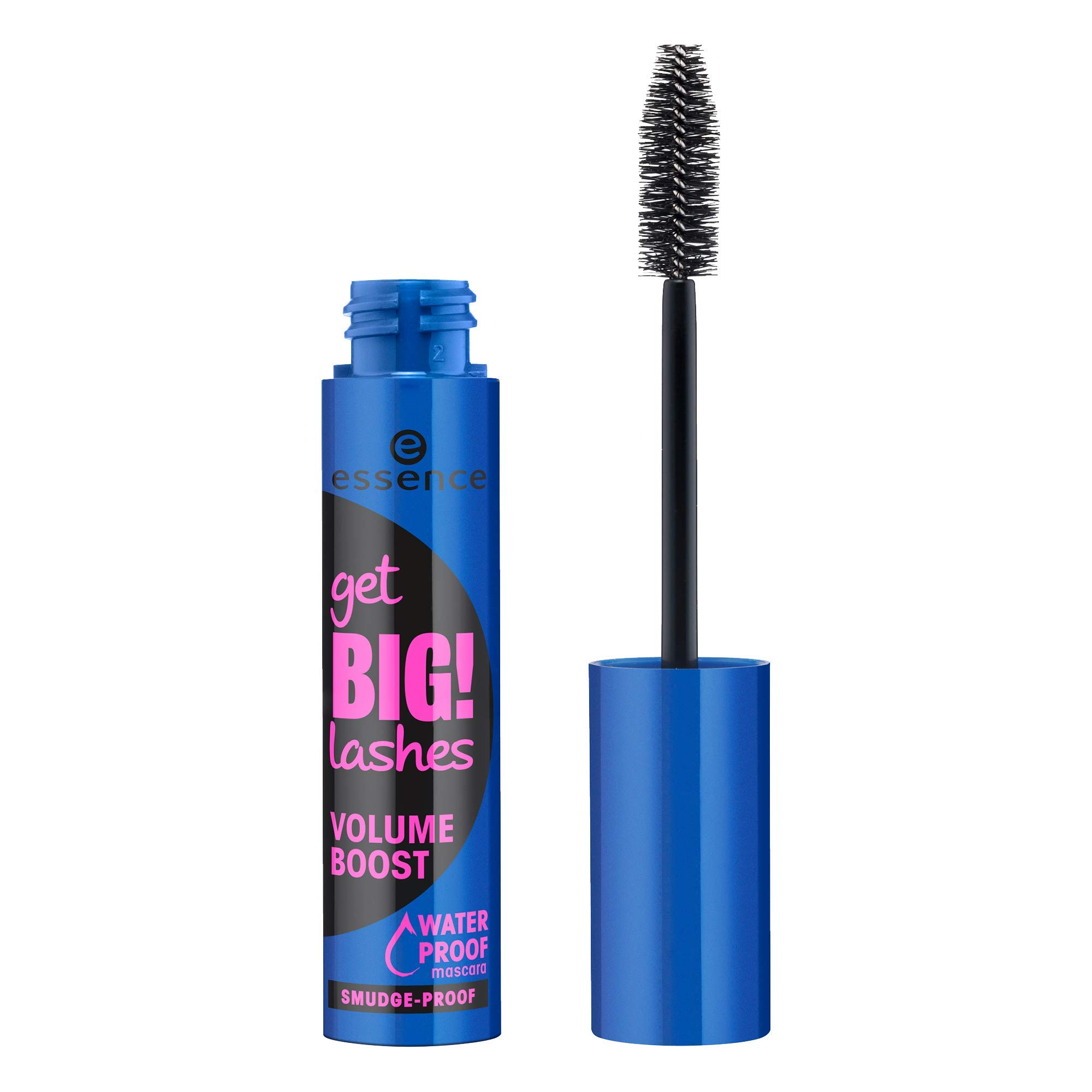 essence   Get BIG! Lashes Volume Boost Waterproof Mascara   Opthalmologically Tested