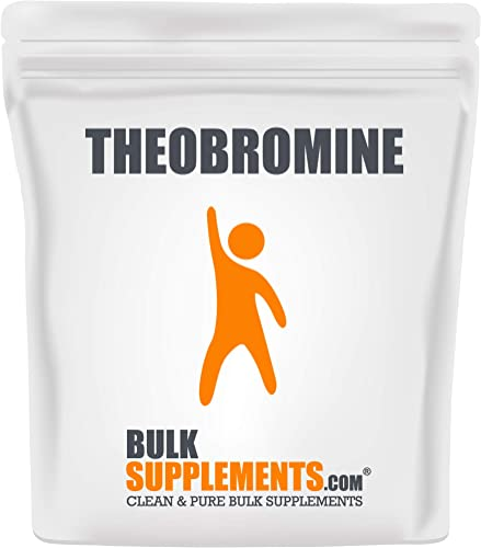 Bulksupplements Theobromine Powder 25 Grams