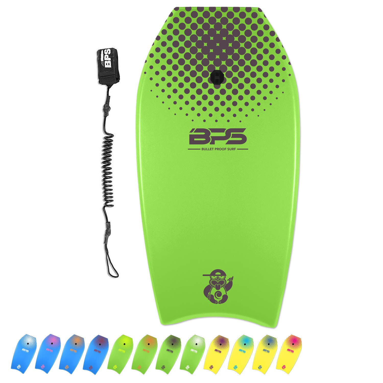 "BPS 33"" 'Green Machine' Bodyboard"