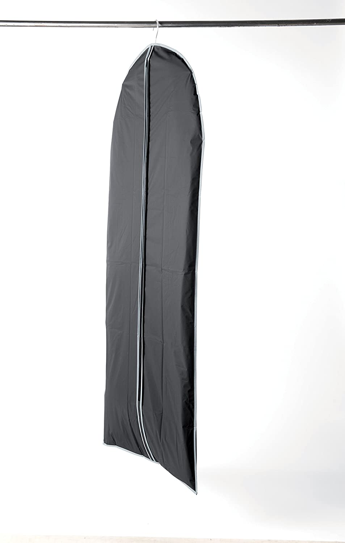 Chiusura lampo 100 cm Antipolvere COMPACTOR Set di 3 Custodie per abiti corte RAN5369 Bianco 60 x H