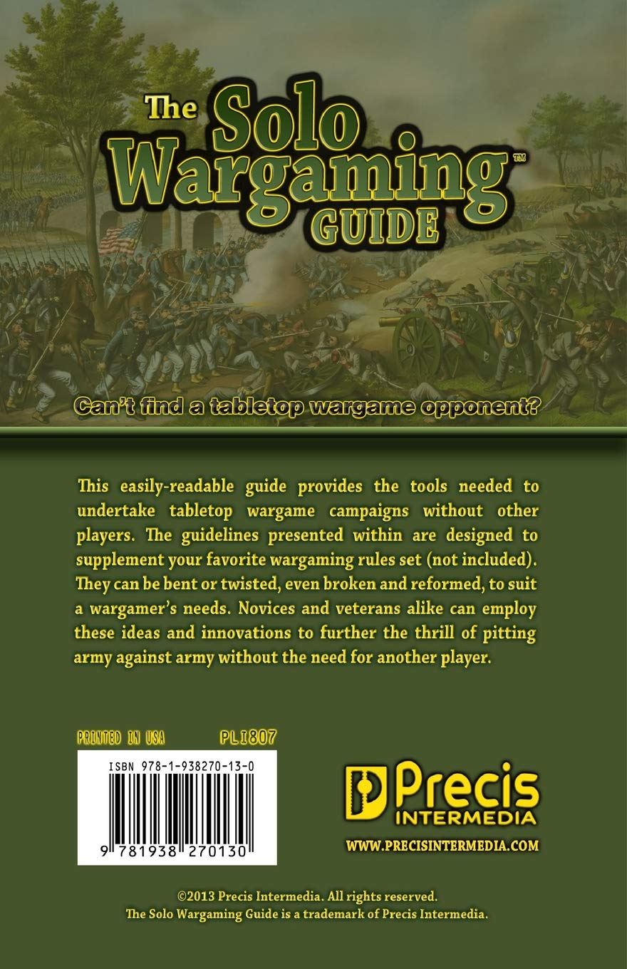 The Solo Wargaming Guide: William Silvester: 9781938270130
