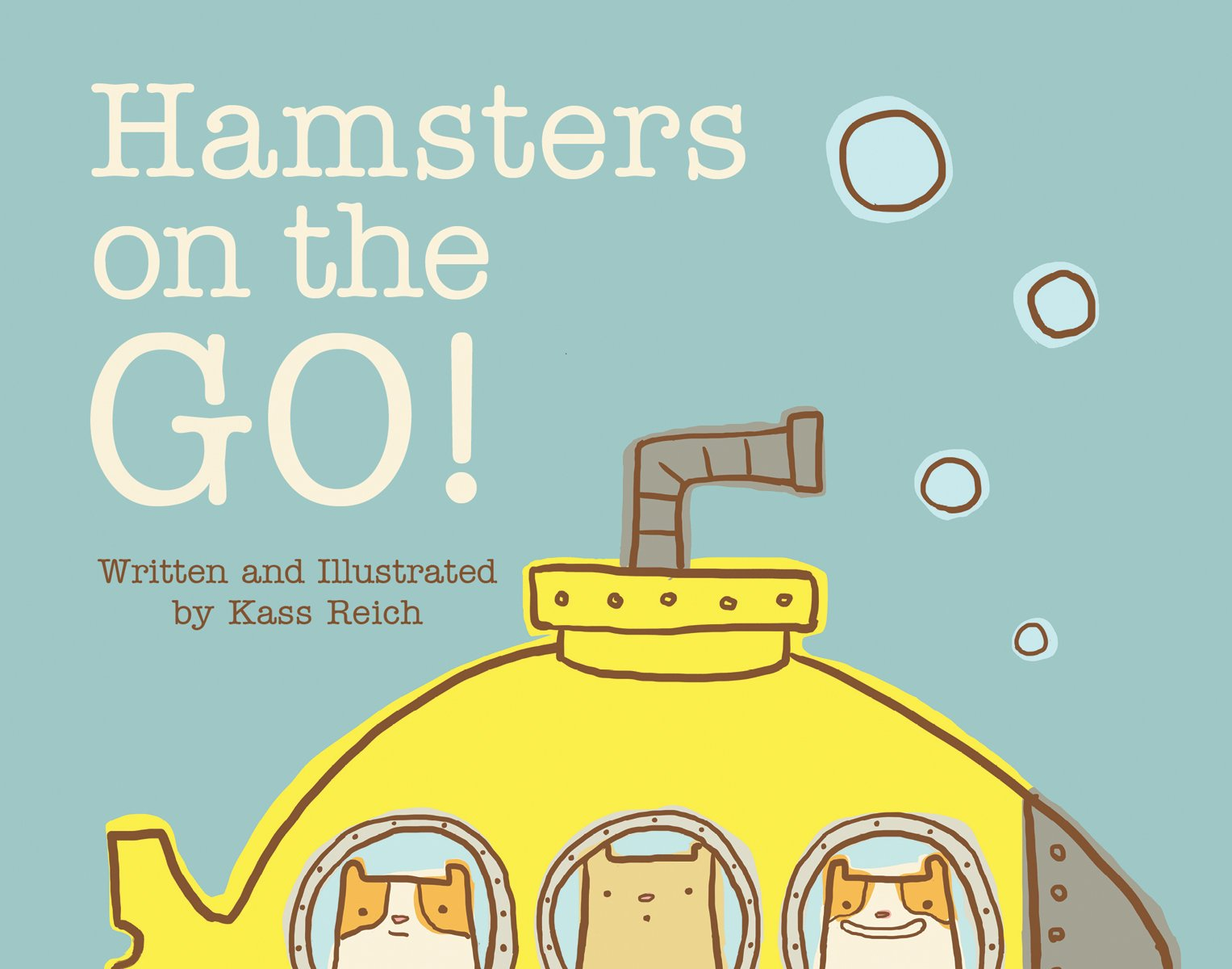 Hamsters on the Go ebook