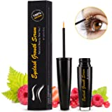 Eyelash & Eyebrow Enhancing Growth Serum, High Potency, Stimulate Growth for Lashes and Brows in 4-8 weeks! 100% Pure and Organic, 3ml
