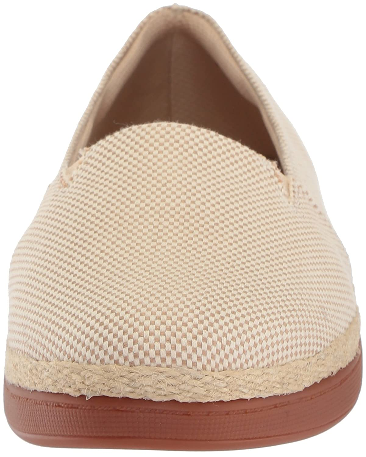 Trotters Women's Accent Ballet US|Natural Flat B073BWD69V 9 W US|Natural Ballet Linen 270883