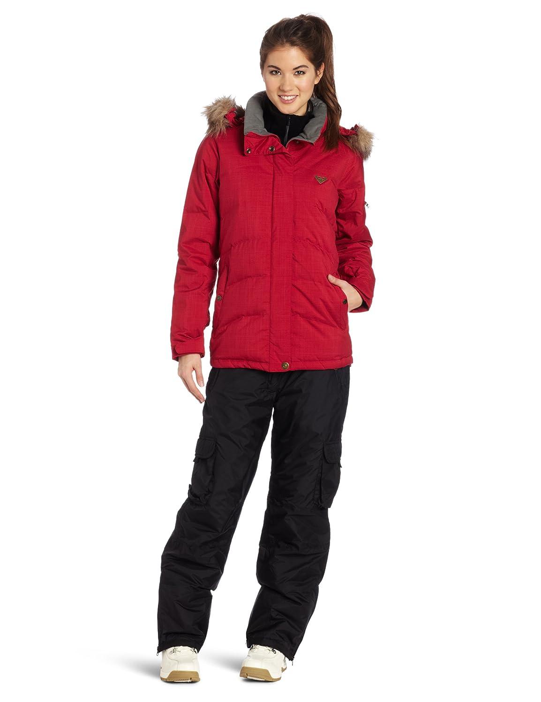 Red L Roxy Snow Juniors Tundra Snow Jacket