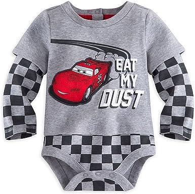 Lightning McQueen Bodysuit