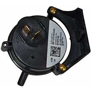 OEM Upgraded Replacement for Goodman Furnace Vent Air Pressure Switch B13701-50 by Goodman