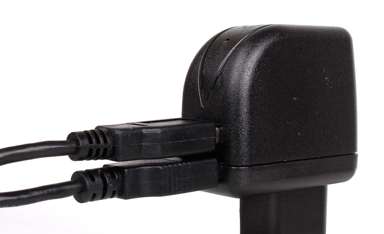 DURAGADGET Adaptador/Cargador De Viaje Compatible con BQ ...