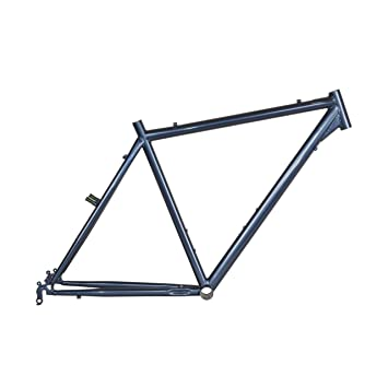 Amazon.com : Cycle Force Cro-mo Touring Frame, 52cm/Small, Steel ...
