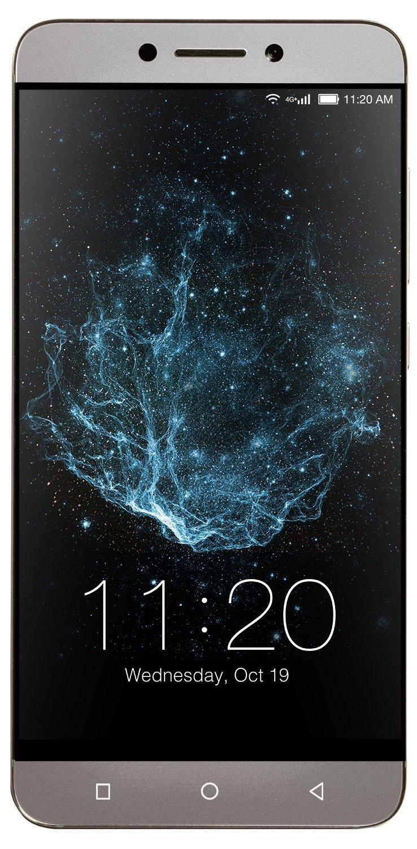 Leeco Le S3 Unlocked Dual Sim Smartphone 55 Display Lg K10 Power 4g Lte 55ampquot 2 16gb 13 5mp 16mp Camera 4k Video 32gb Storage 3gb Ram Gray Us Warranty Cell Phones