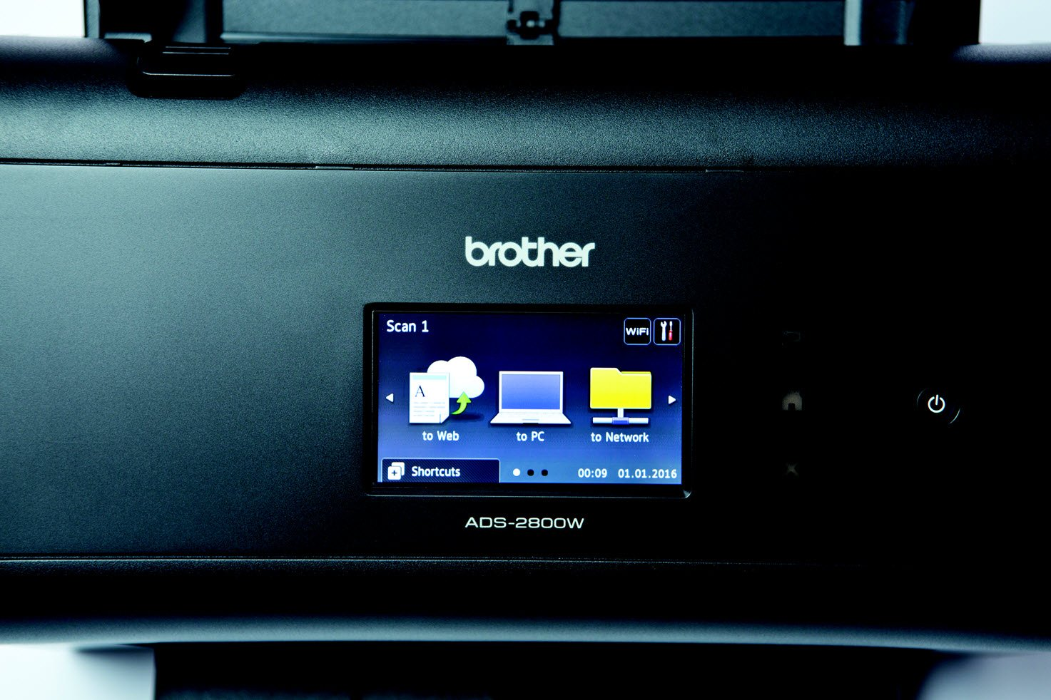 Brother scanner