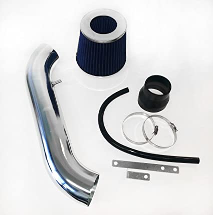 Blue Air Intake System Kit Filter For 1994-2001 Acura Integra 1.8L L4 LS RS GS