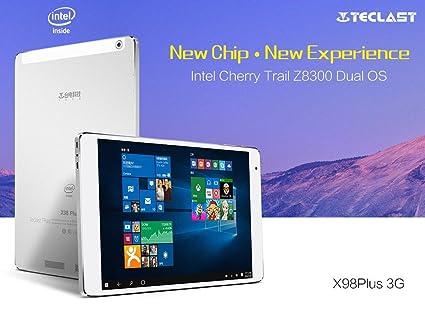 Teclast X98 Plus 3G 64GB Tablet (9 7 inch, 64GB, Wi-Fi+ 3G+ Voice Calling),  Silver