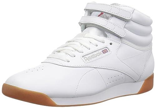 b5a1d5689a1a0 Reebok Women's Freestyle Hi Walking Shoe
