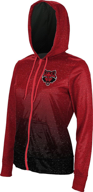 ProSphere Arkansas State University Girls Zipper Hoodie School Spirit Sweatshirt Ombre