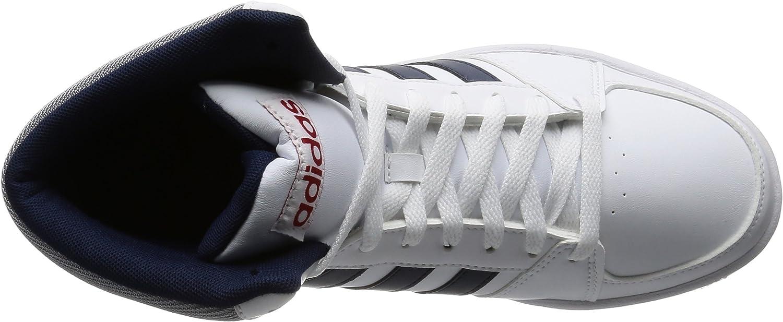 adidas Hoops VS Mid, Zapatillas de Deporte para Hombre, Ftwwht ...