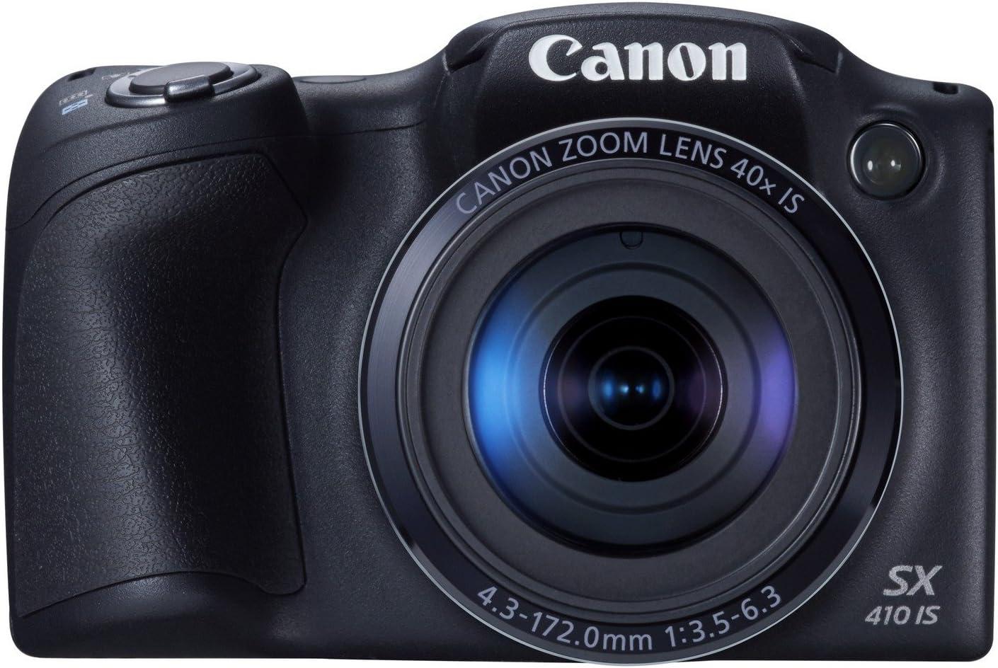 Canon PowerShot SX410 IS - Cámara compacta de 20 MP (Pantalla de 3 ...