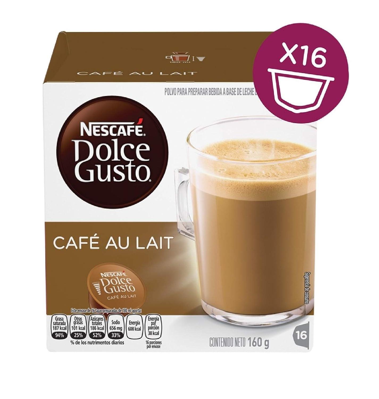 Amazon.com: Cápsulas de Café dedicada Nescafe Dolce Gusto ...